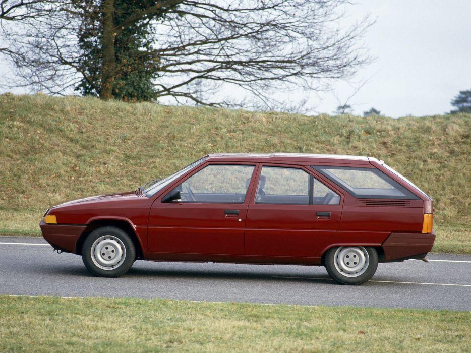 citroen-bx classic cars french wagon wallpaper