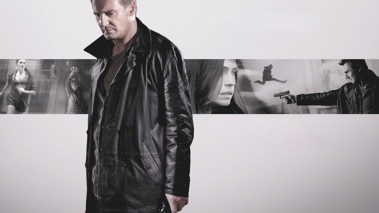 TAKEN action thriller spy crime liam neeson 1taken wallpaper