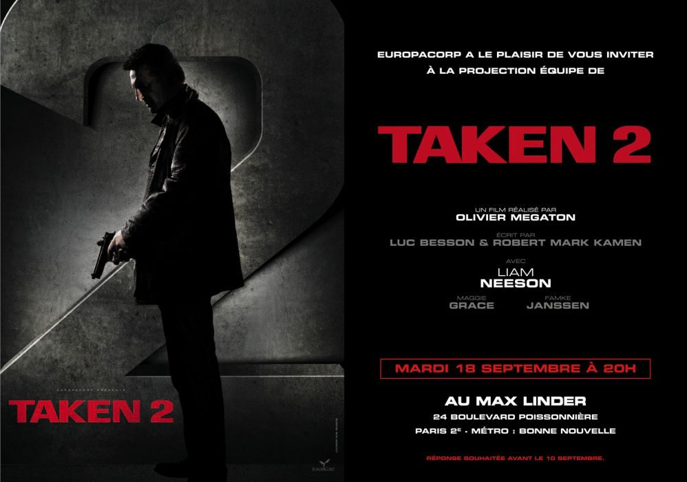 TAKEN action thriller spy crime liam neeson 1taken weapon gun pistol poster wallpaper