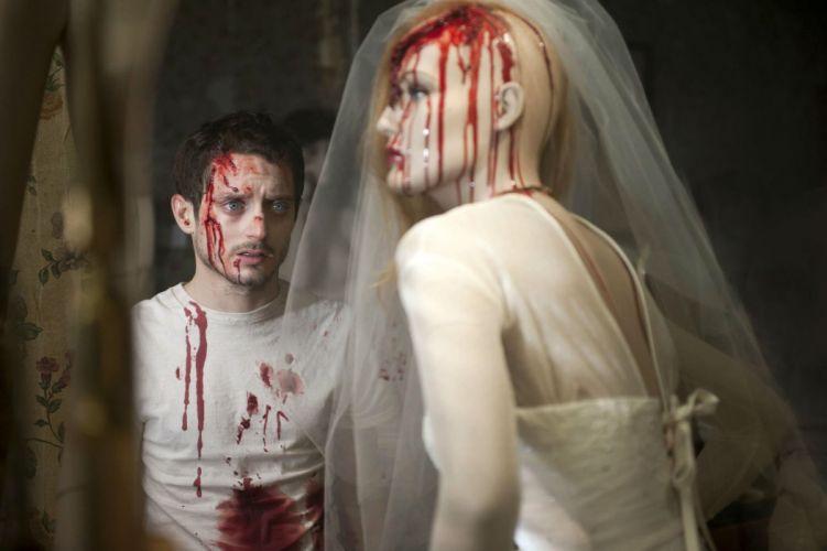 MANIAC horror dark thriller psychological evil killer 1maniac blood wallpaper