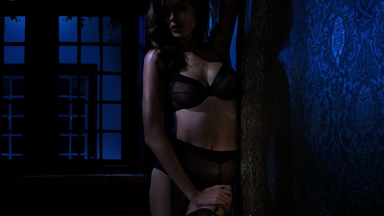 beautiful - sensual - and-hot Jenna Pietersen wallpaper
