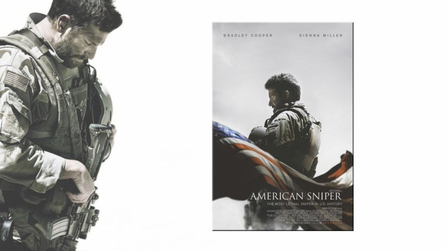 AMERICAN SNIPER biography action military warrior soldier 1americansniper clint eastwood war fighting weapon gun wallpaper