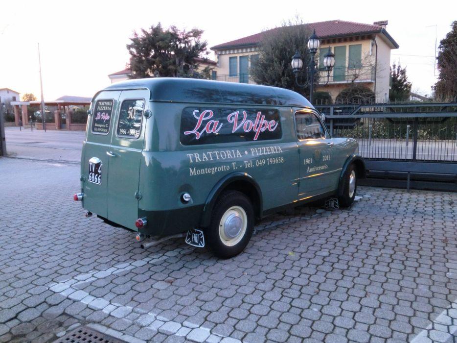 fiat 1100 classic cars Familiare wagon italie italia wallpaper