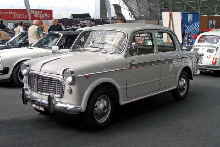fiat 1100 classic sedan cars italie italia wallpaper