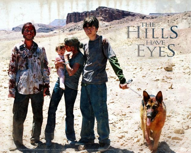 HILLS HAVE EYES dark horror apocalyptic science sci-fi nuclear radiation 1hillseyes wallpaper