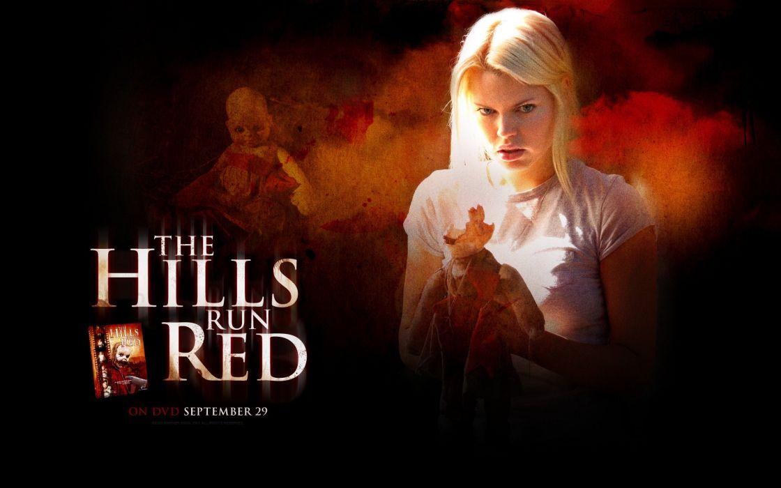 HILLS RUN RED horror thriller dark evil killer 1hillsred mask wallpaper