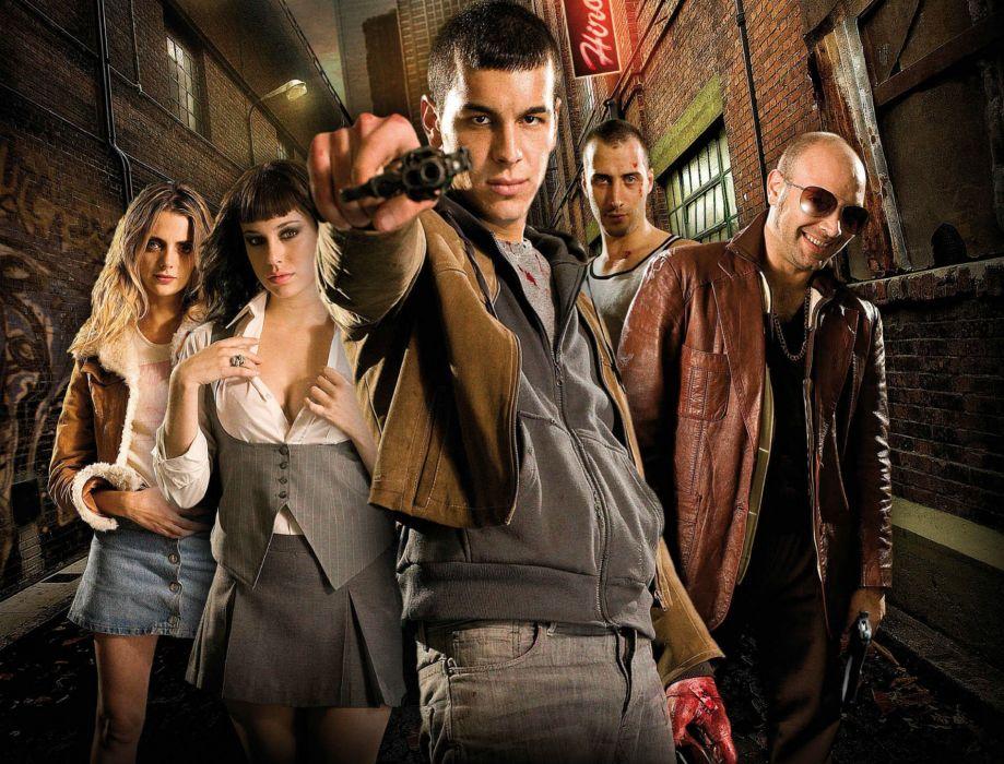 NEON FLESH comedy thriller crime thriller 1neonflesh violence dark wallpaper