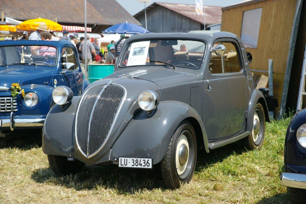 Fiat Topolino classic cars mk2 wagon italia italie wallpaper