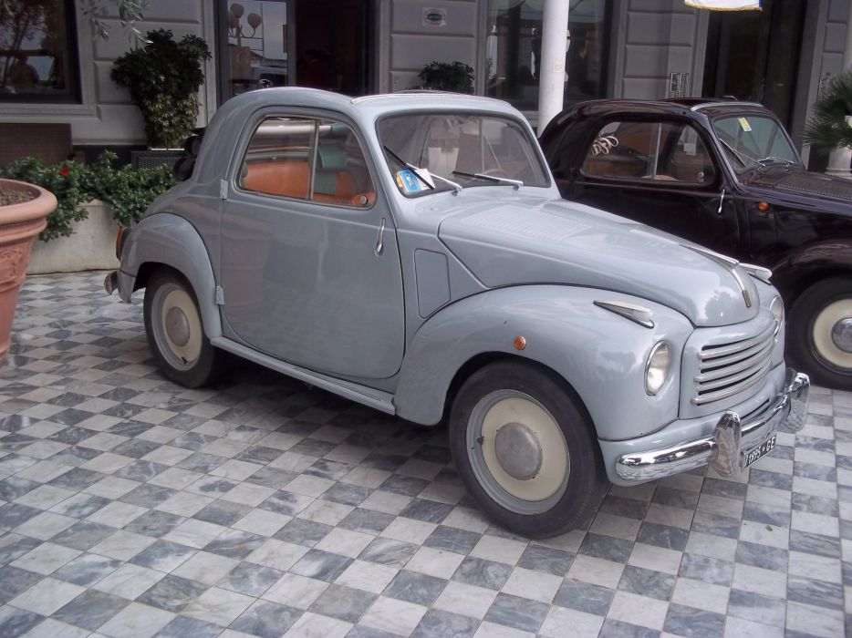 Fiat Topolino classic cars mk2 italia italie wallpaper