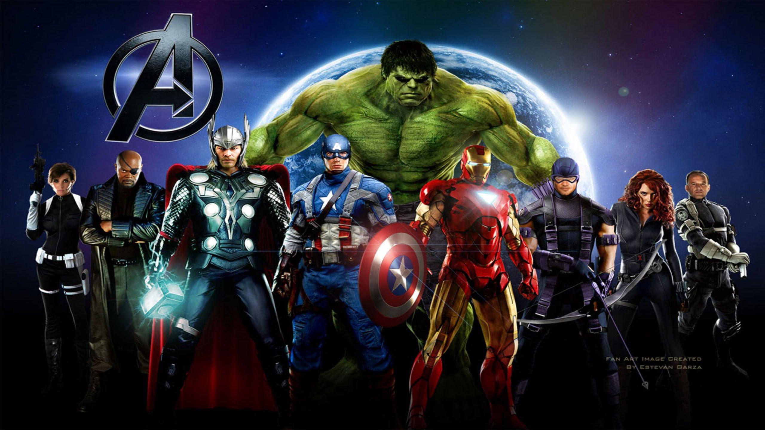 avengers marvel superhero wallpaper - photo #13