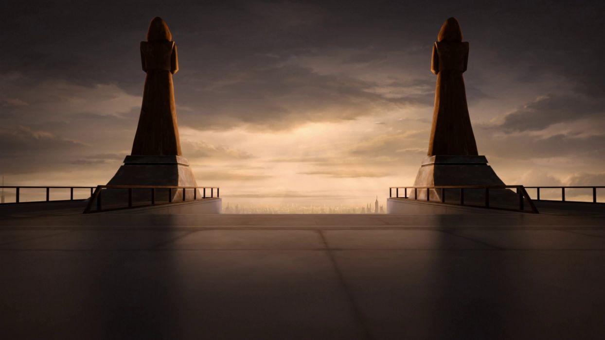 STAR WARS FORCE AWAKENS action adventure futuristic science sci-fi 1star-wars-force-awakens wallpaper