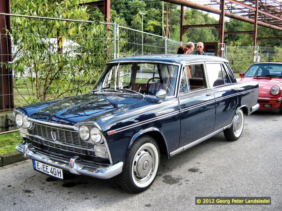 2300 cars classic Fiat Italia italie sedan wallpaper