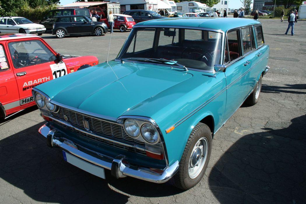 2300 cars classic Fiat Italia italie familiare wagon wallpaper