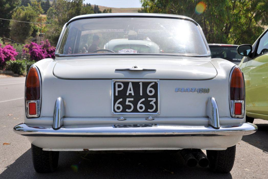 1500 cars classic Fiat Italia italie coupe wallpaper
