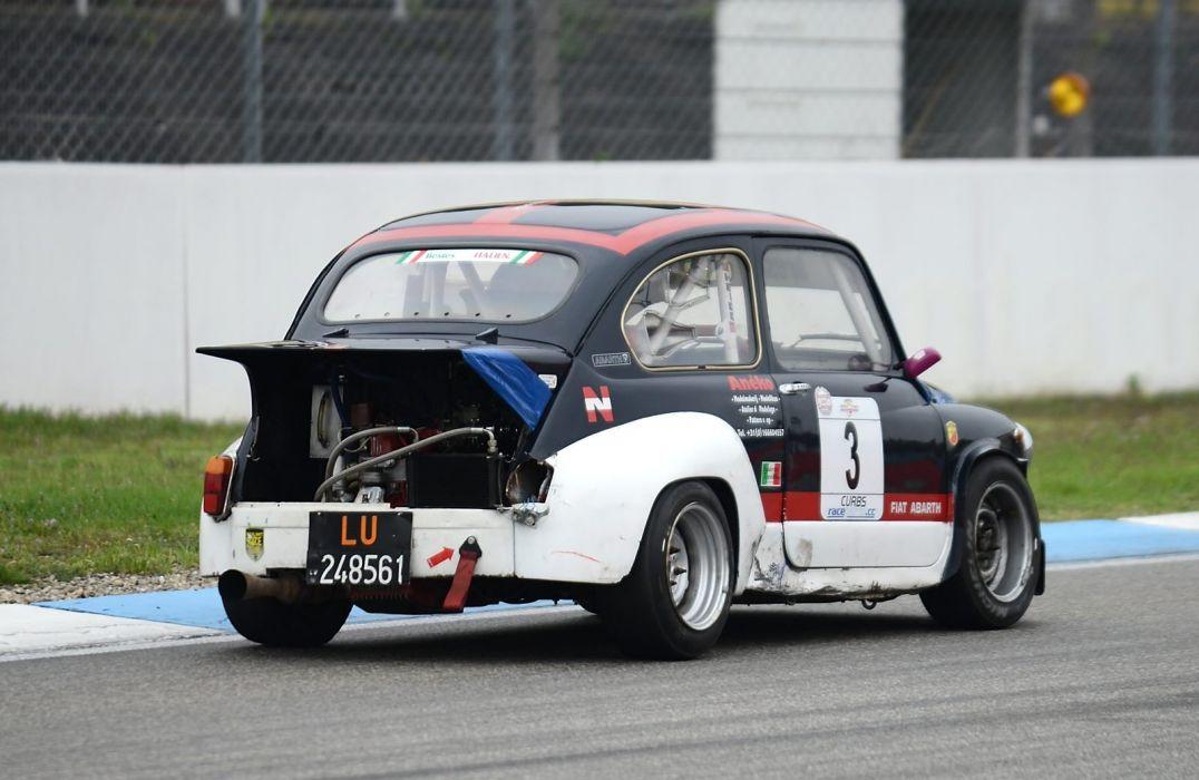 Abarth fiat 1000 TC classic cars racecars italia italie wallpaper