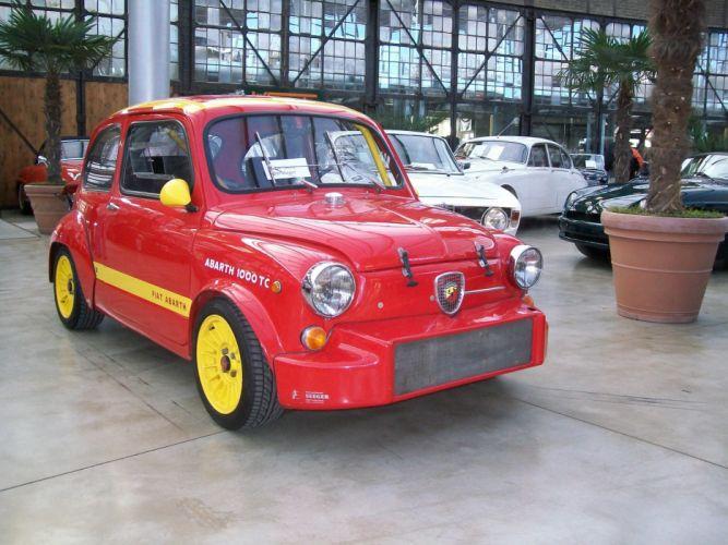 Abarth fiat 850 TC classic cars racecars italia italie wallpaper