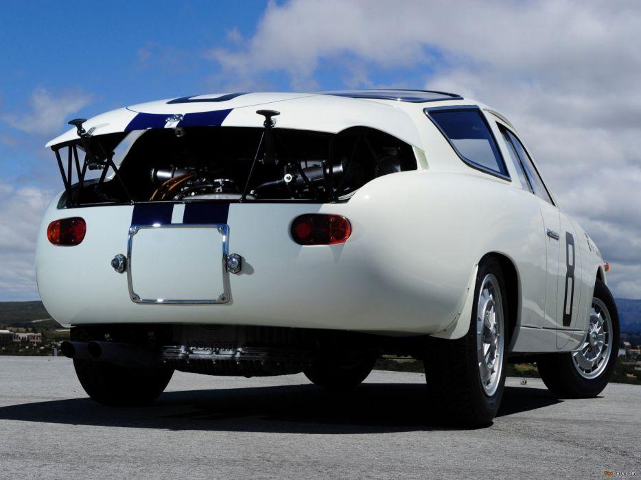 Fiat Abarth 1000 Gt classic cars racecars italia coupe wallpaper