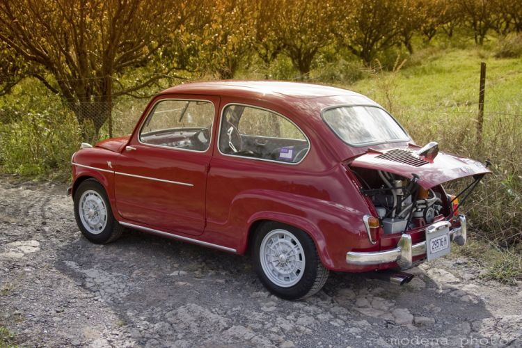 850 Abarth cars classic Fiat Italia italie racecars wallpaper
