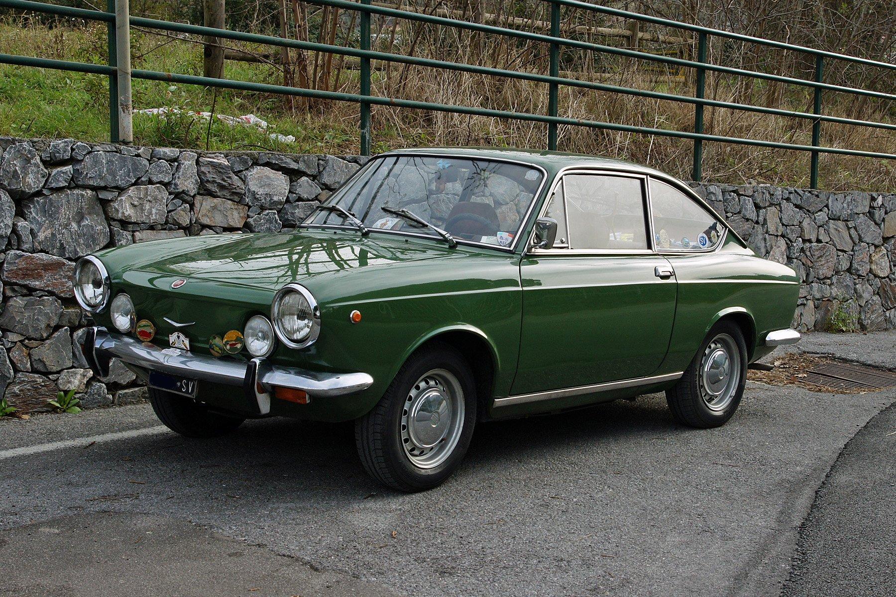 fiat 850 sport coupe classic cars italia wallpaper 1800x1200 604121 wallpaperup. Black Bedroom Furniture Sets. Home Design Ideas