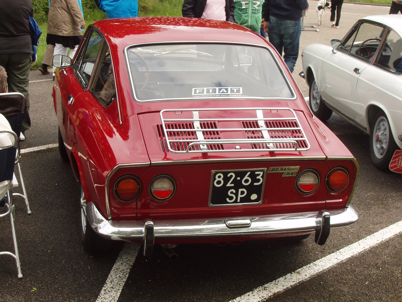 Fiat 850 Sport Coupe classic cars italia wallpaper | 2816x2112 ...