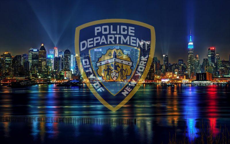 NYPD NEW YORK wallpaper