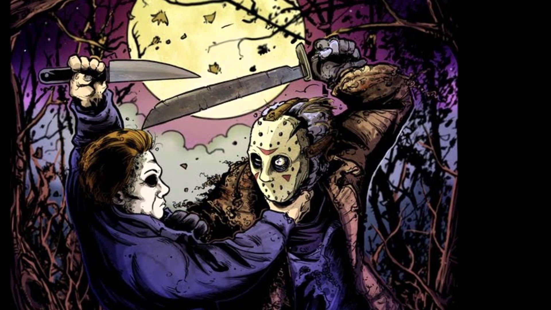 Dark Horror Violence Killer Jason Thriller Fridayhorror Halloween ...