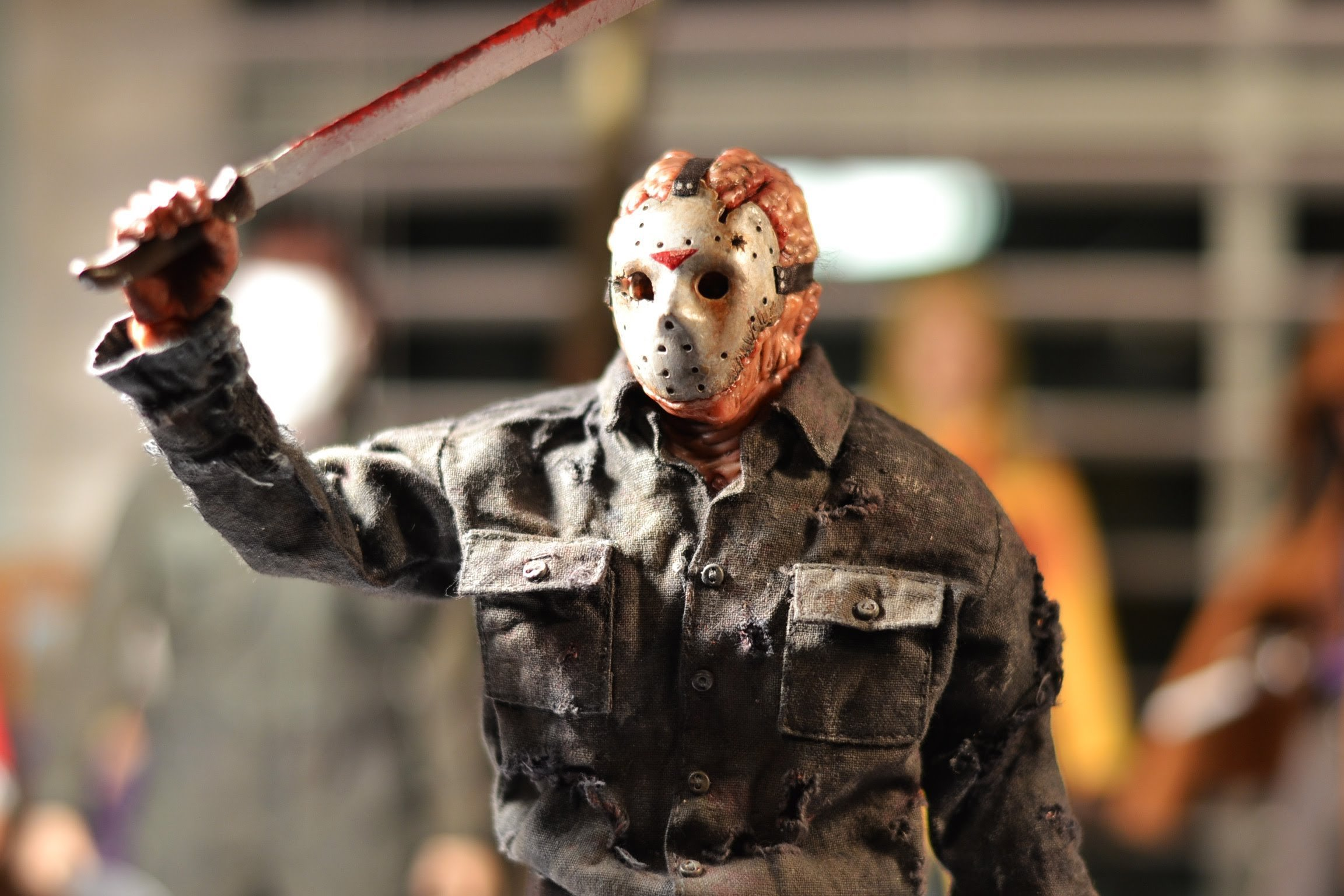 FRIDAY 13TH dark horror violence killer jason thriller ...