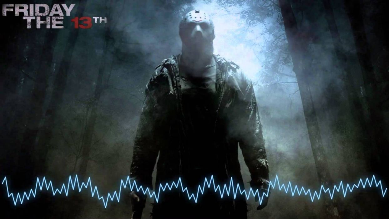 FRIDAY 13TH dark horror violence killer jason thriller fridayhorror halloween mask wallpaper