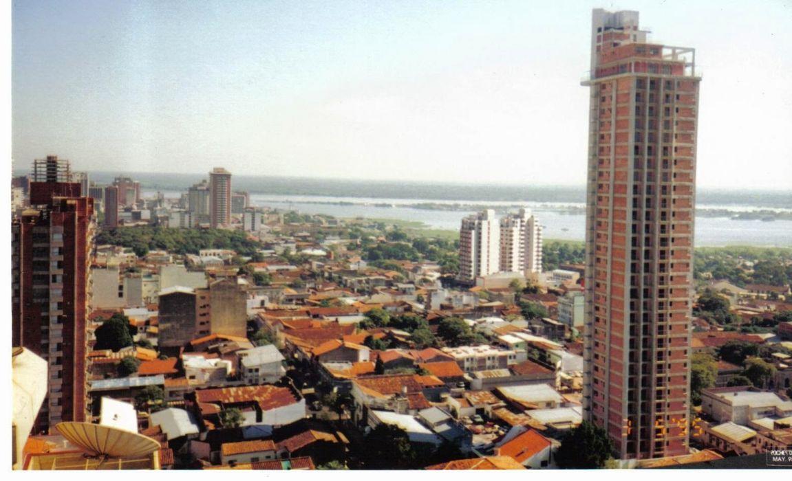 asunciom-paraguay-america-ciudad wallpaper