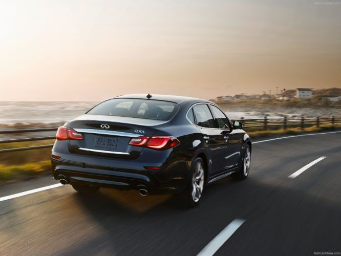 2015 cars infiniti Q70L sedan wallpaper