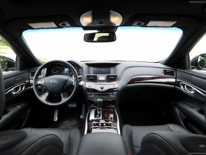 2015 cars infiniti Q70L sedan wallpaper
