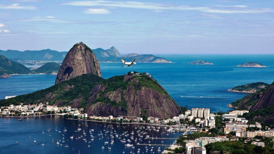 pan-de-azucar*rio-de*janeiro-brasil wallpaper