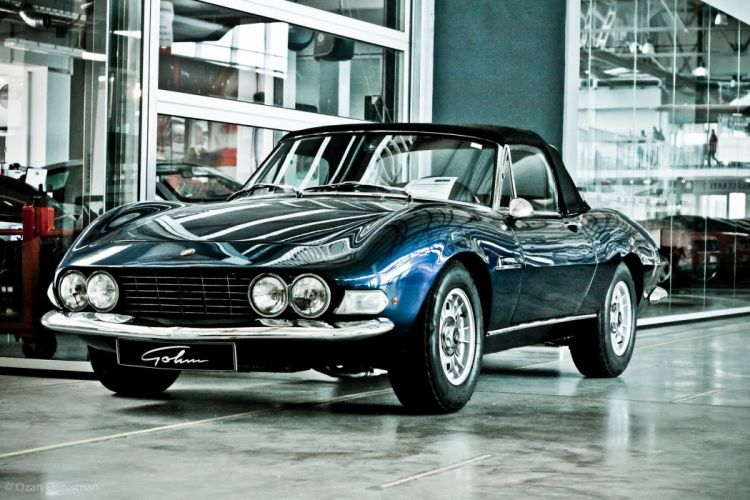 Fiat Dino Spider classic cars convertible italia wallpaper