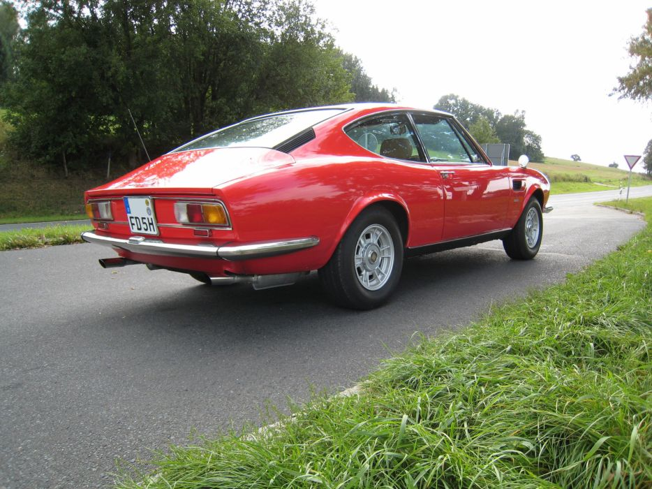 Fiat Dino Coupe 2400 classic cars italia wallpaper