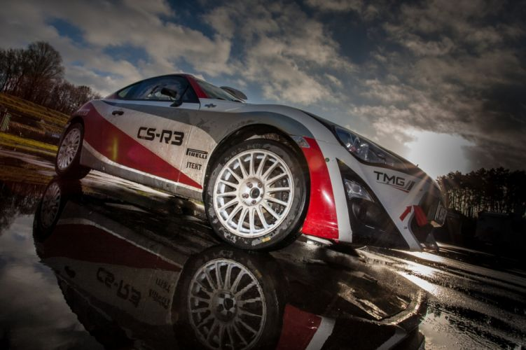 2015 Toyota GT86 CS-R3 Rally g-t race racing wallpaper