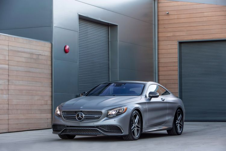 2015 Mercedes Benz S65 AMG Coupe US-spec C217 wallpaper