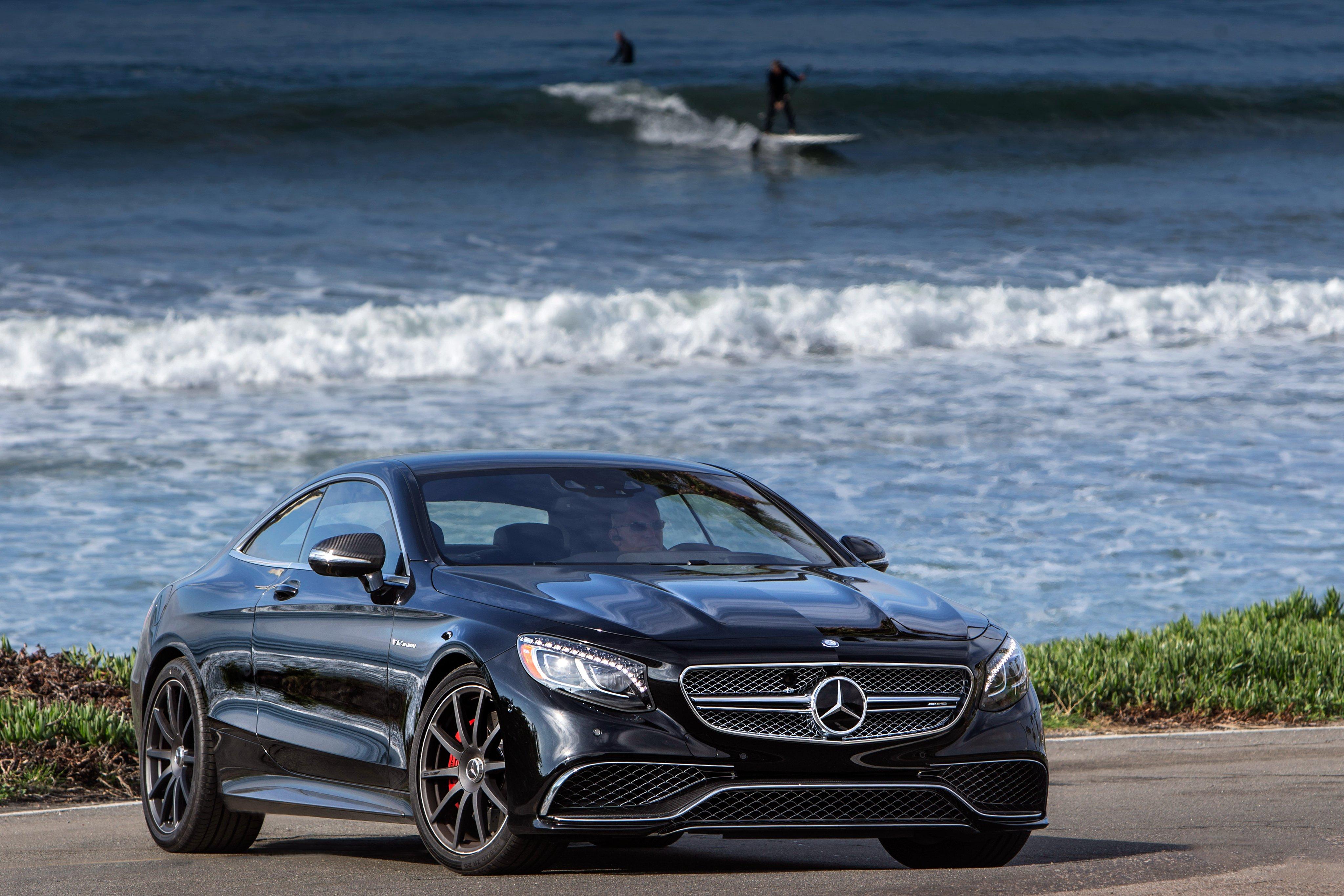 2015 mercedes benz s65 amg coupe us spec c217 wallpaper - 2015 Mercedes S65 Amg