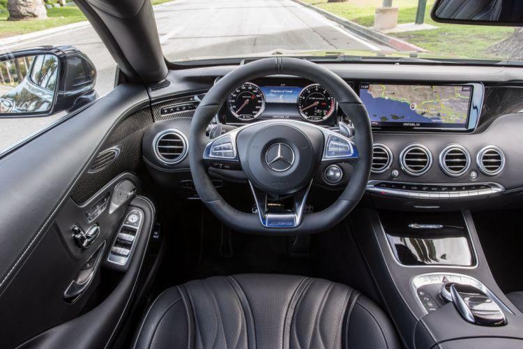 2015 Mercedes Benz S65 AMG Coupe US-spec C217 wallpaper