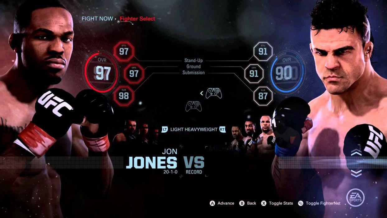 UFC mma fighting martial arts wrestling boxing wallpaper