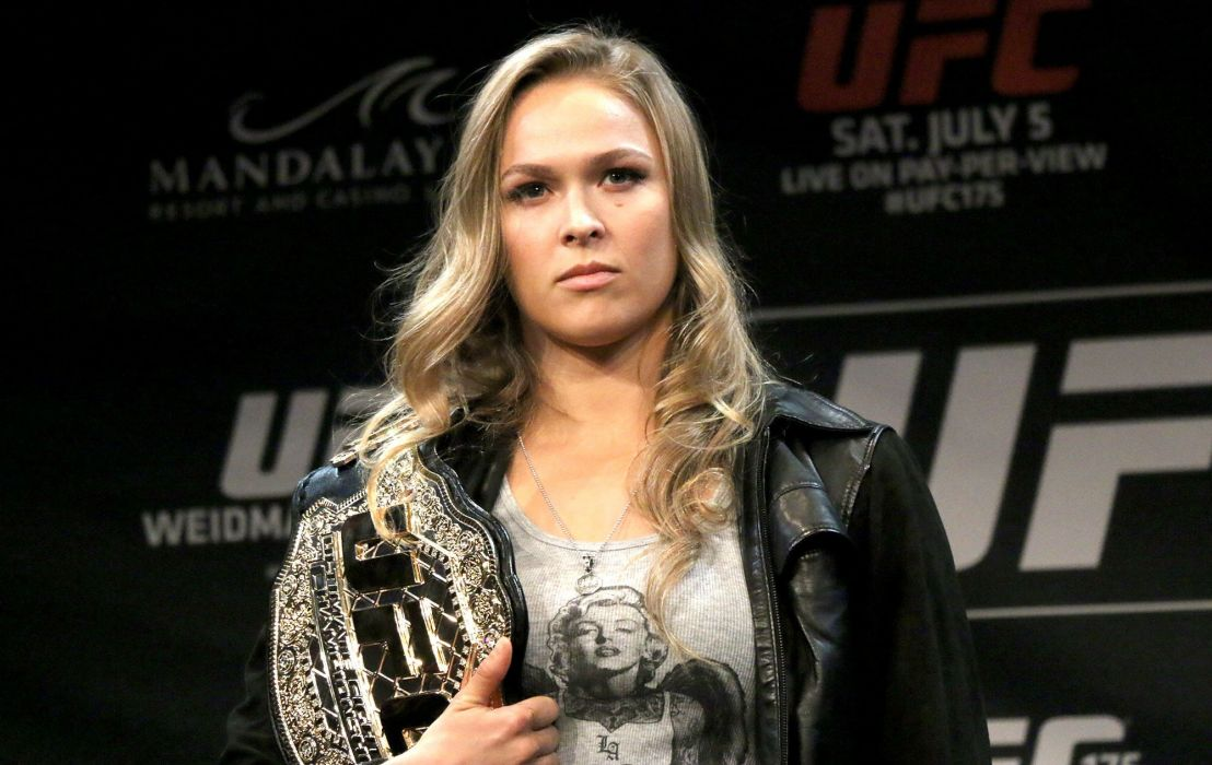 UFC mma fighting martial arts wrestling boxing sexy babe wallpaper