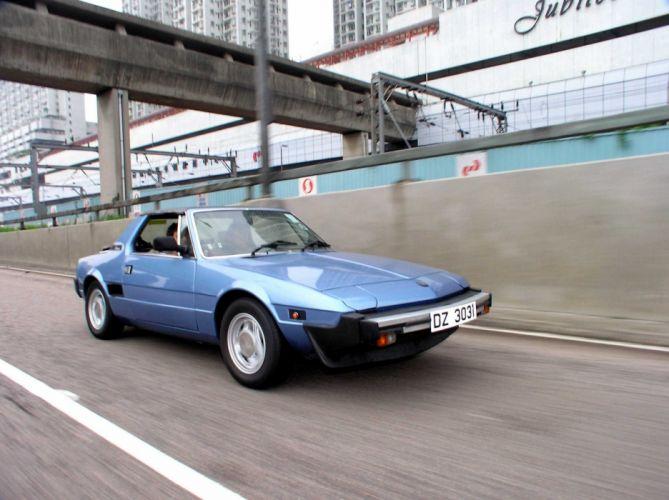 9 coupe classic cars italia wallpaper