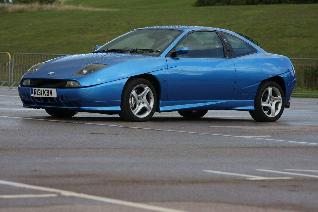 fiat coupe cars italia wallpaper