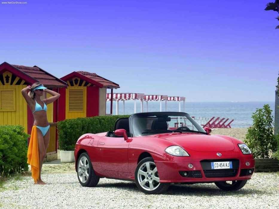 FIAT barchetta cars convertible cabriolet italia wallpaper