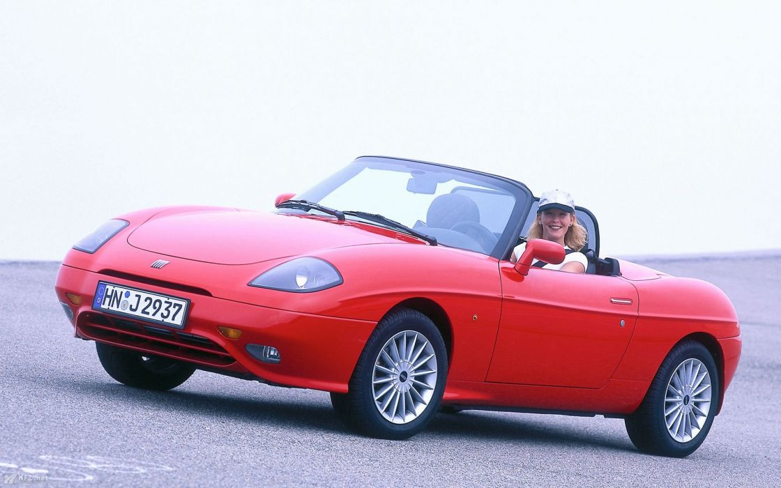 FIAT barchetta cars convertible cabriolet italia wallpaper
