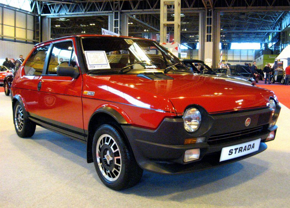 Fiat ritmo classic cars italia wallpaper