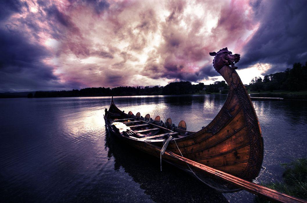 Vikings dakkar wallpaper