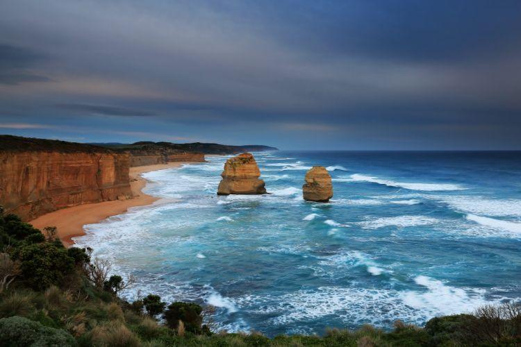 Australia cliffs wallpaper