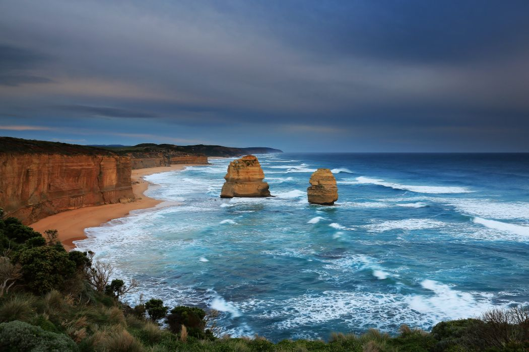 Australia cliffs wallpaper