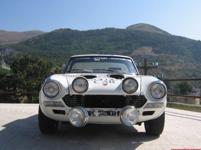 124 Abarth cars Fiat rally wallpaper