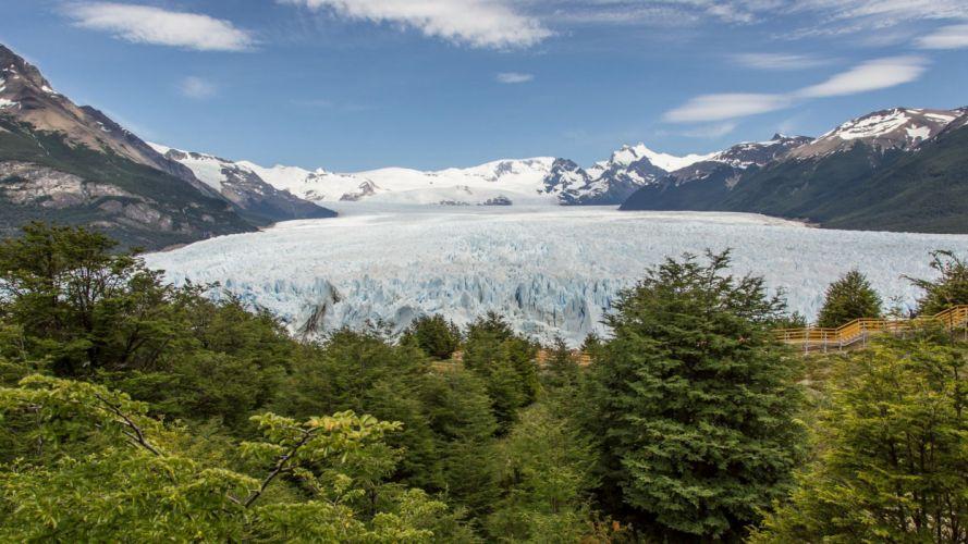 perito-moreno-glaciar-patagomia-argentina-naturaleza-paisajes wallpaper